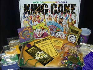 Paul S World Famous King Cakes Paul S Pastry Shop