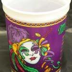 Mardi Gras Cups