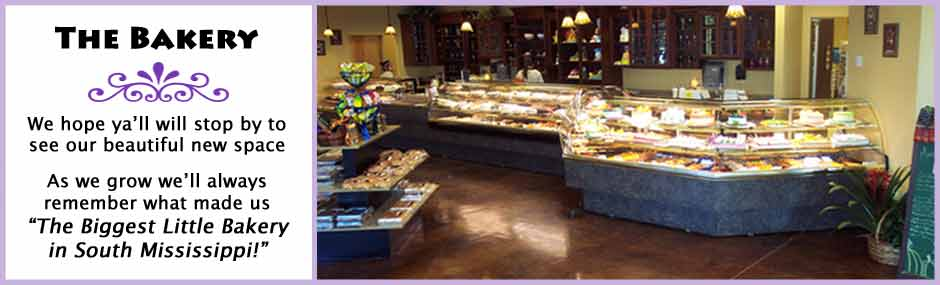 Image of The Biggest Little Bakery in South Mississippi!