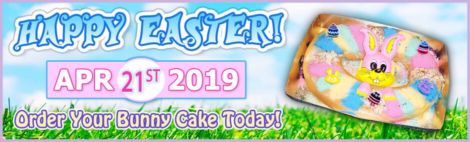 Easter 2019 - April 21