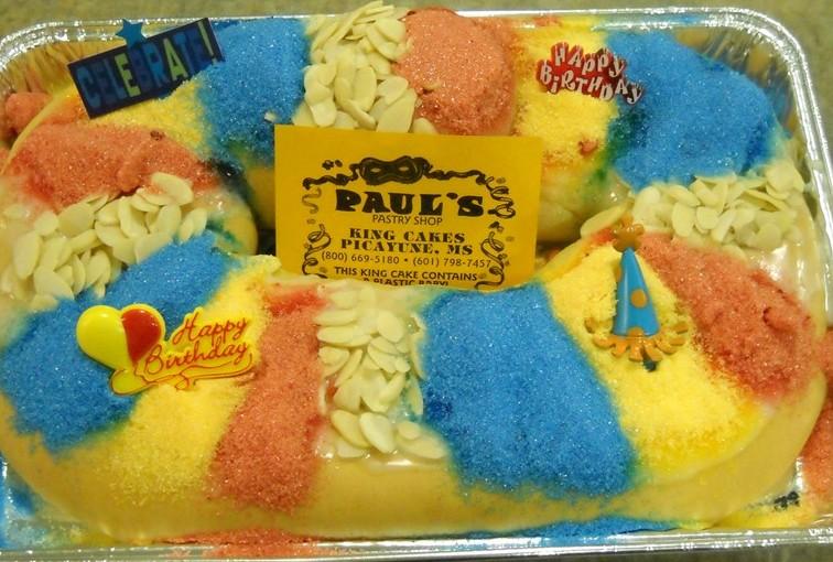 Birthday Treats   Paul\'s Pastry Shop