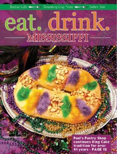eat. drink. MISSISSIPPI cover