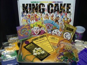 King Cake Package